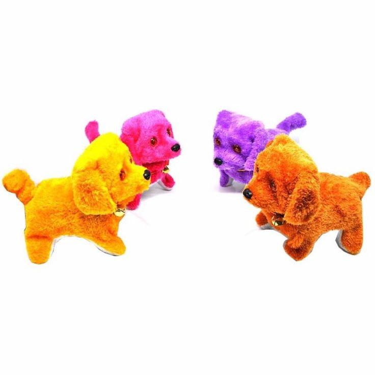 Mainan Boneka Anjing Children Educational Electric Dog Toy