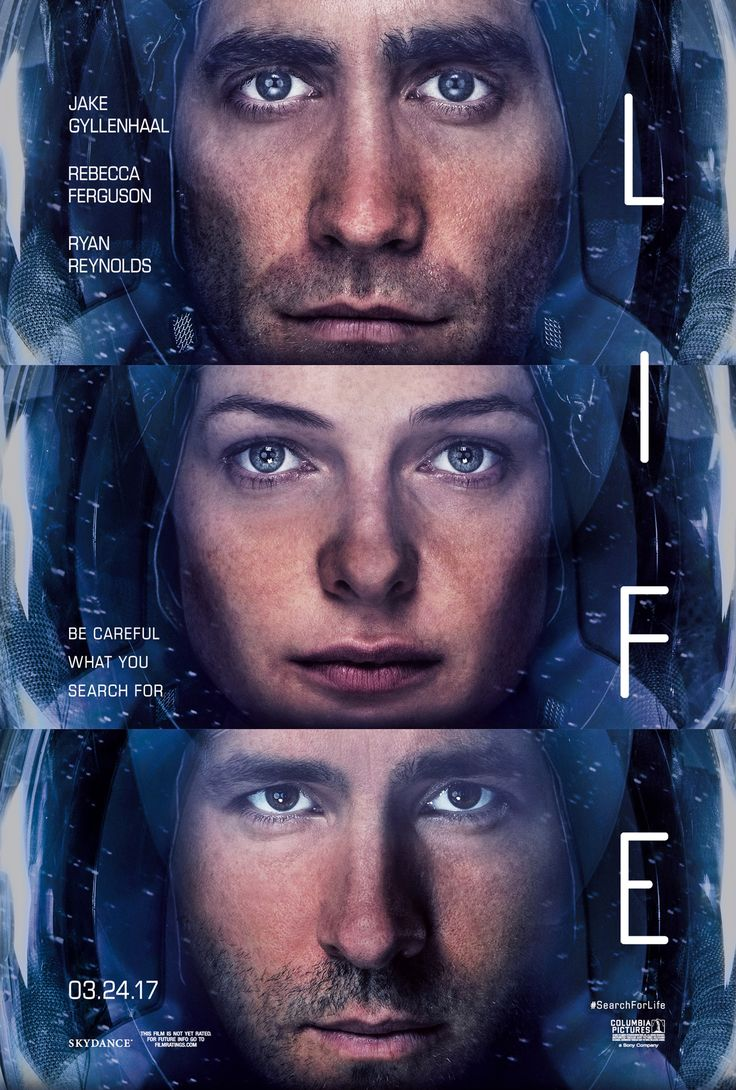 Check out Ryan Reynolds, Rebecca Ferguson & Jake Gyllenhaal in new Life images | Live for Films