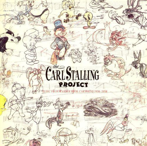 The Carl Stalling Project: Music from Warner Bros. Cartoons 1936-1958 [CD]