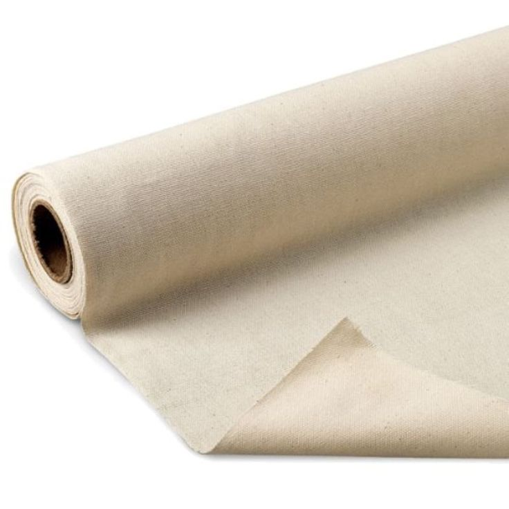 """NEW! Fine Arts Unprimed Cotton Canvas Roll 6 yds x 62"""" - Free Shipping   Crafts, Art Supplies, Painting Supplies   eBay!"""