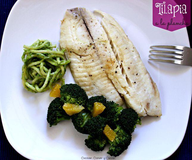 El filete de Tilapia es uno de los pescados más fácil de encontrar en los supermercados, además de ser más económico, y no sólamente eso...