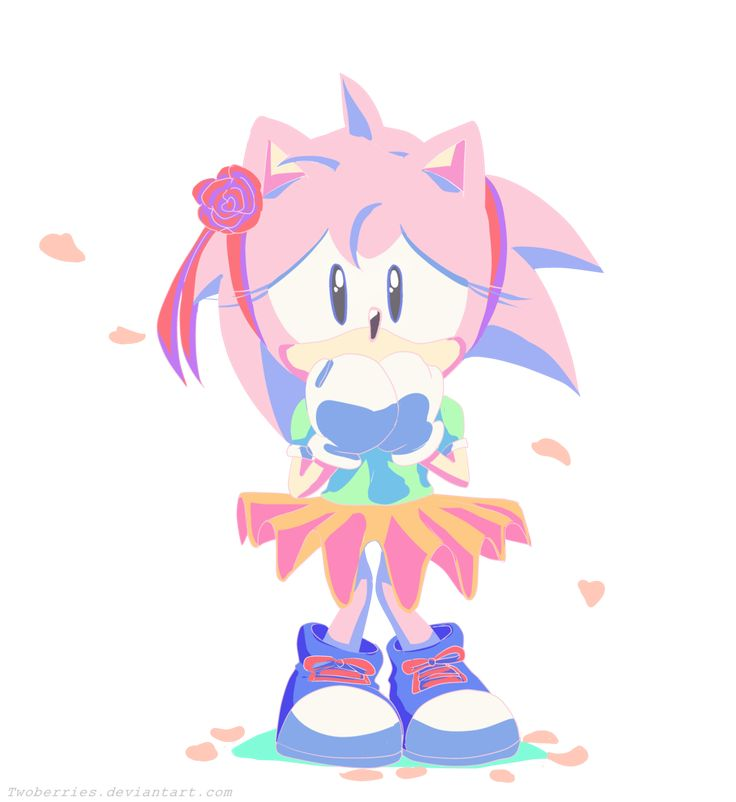 Classic Amy - Colourplay by TwoBerries