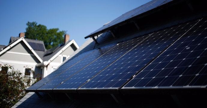 Why Fight Solar Power? Rooftop solar competition forces utilities to control their costs. Policy leaders who dig into the facts know that rooftop solar, plus home batteries for solar storage, will modernize our grid, provide more affordable clean power to everyone and create ...and more » #solarpower