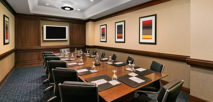 Embassy Suites Chicago - North Shore/Deerfield Hotel, IL - Boardroom | IL 60015