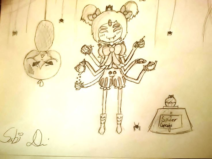 Frisk haginig out with Muffet