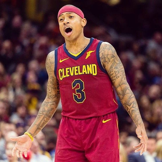 Breaking news Per @wojespnnba the Cleveland Cavaliers have agreed to trade Isaiah Thomas Channing Frye and their 2018 first round pick to the Los Angeles Lakers in exchange for Jordan Clarkson and Larry Nance Jr. I guess the cavs woke up and realized maybe having the worst defensive point guard in the league wasnt a good thing. #Breaking #News #IsaiahThomas #IT #Cavs #lebron #Lakers #LALakers #NBA #BBB #Celtics #wizards #warriors #trade #sports #mlb #nfl #flyeaglesfly #basketball…