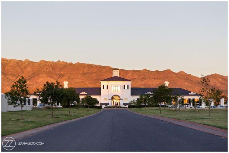 #CapeTown #Wedding #Venue #ValdeVie #Polo Estate near #Paarl #Sunset #ZaraZoo
