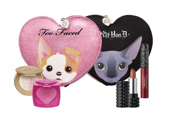 bagset kat von d too faced