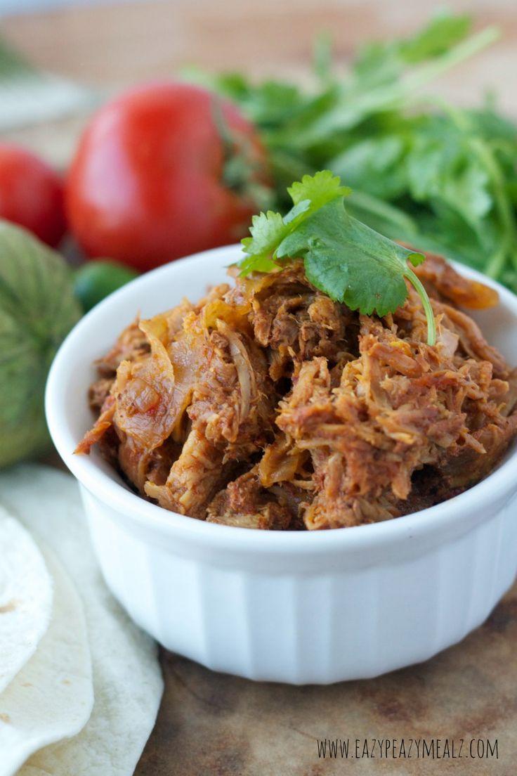 Slow Cooker Sweet Spiced Pork
