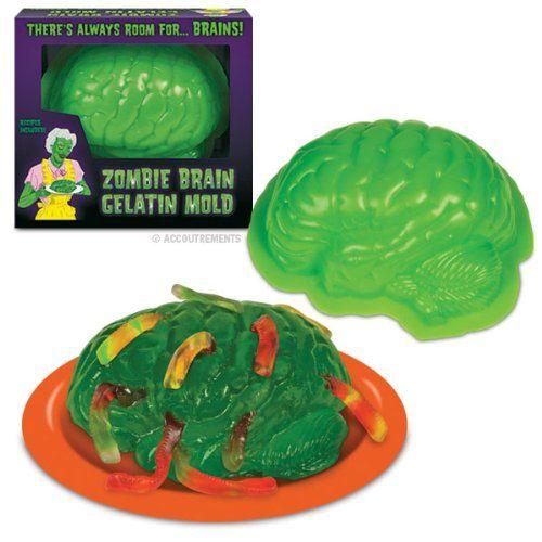 Accoutrements Gelatin Mold Zombie Brain Accoutrements http://www.amazon.com/dp/B000GKW6BU/ref=cm_sw_r_pi_dp_miKOub0JXNBC1
