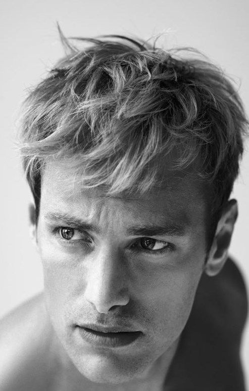 dünne haare stylen männer #frisuren #trendfrisuren2019 #