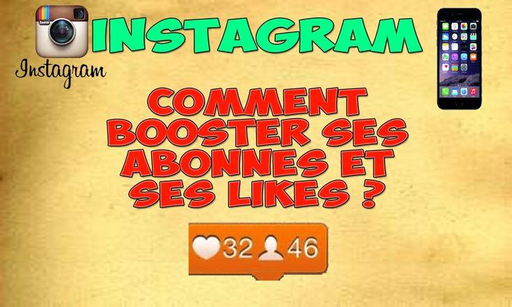 [TUTO] ► Comment avoir plein d'abonnés et de likes sur Instagram
