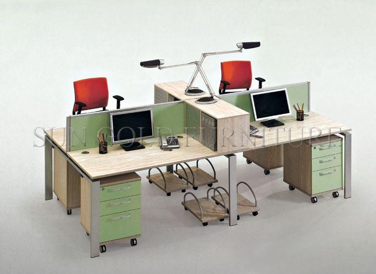 Múltiples fuctional centro de llamadas estación de trabajo cubículo de madera Office Furniture ( SZ-WS382 )-Particiones de Oficina-Identificación del producto:60230063440-spanish.alibaba.com