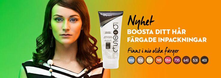 Boosta din hårfärg med Be Your Mood Colour Boost