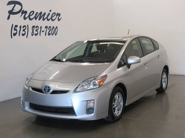 Jtdkn3du0b5352610 2011 Toyota Prius Three For Sale In Milford