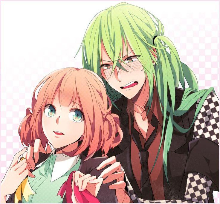 Amnesia (アムネシア)- Ukyo x Heroine #Otome #Game #Anime #MangaAlexandra Graves