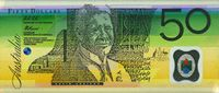 David Unaipon (1872–1967), a South Australian writer, inventor and public speaker, was an impressive spokesman for the Aboriginal people. He was the first Aboriginal author to be published. An extract from his story Legendary Tales of the Australian Aborigine features on the $50 note.