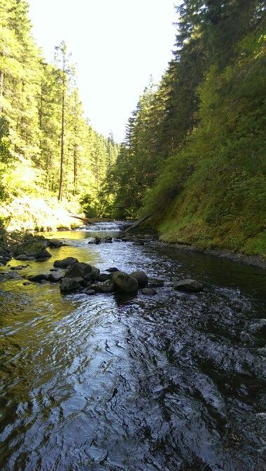 17 Best Images About Oregon Creeks On Pinterest Parks Eagle Creek And Waterfalls