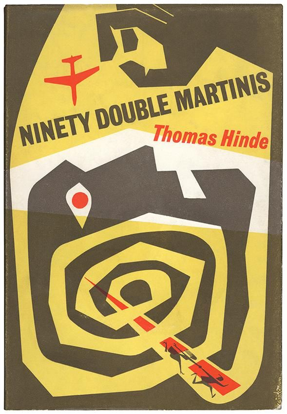Ninety Double Martinis, 1963. Artwork by Victor Reinganum: