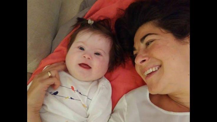 Questa è mia figlia: ha 4 mesi, 2 gambe, 2 braccia, 2 guance paffute e 1...