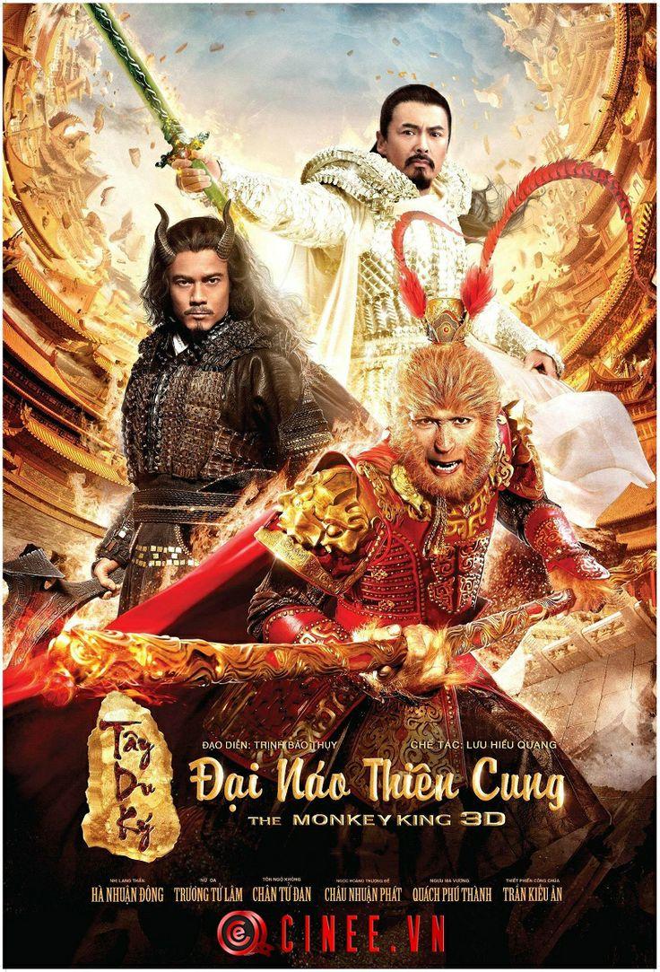 Chép Phim HD The Monkey King 2014 - Đại Náo Thiên Cung tại www.cinee.vn