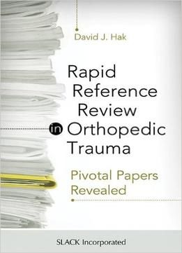 49 best my books images on pinterest pdf baby books and libros rapid reference review in orthopedic trauma pdf fandeluxe Gallery