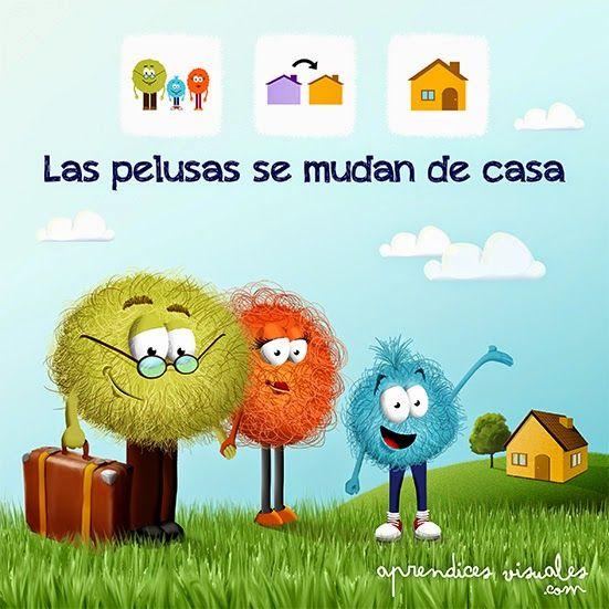Aprendices Visuales - cuentos para niños autistas - Miriam Reyes