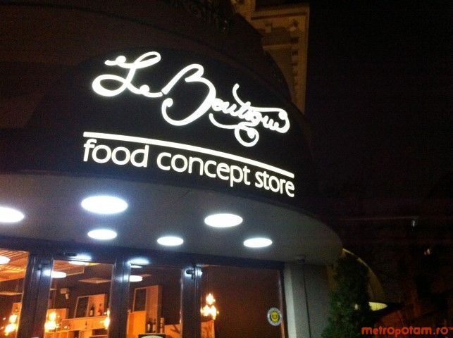 Le Boutique, un nou food concept store cu mancare delicioasa si atmosfera placuta | Unde Iesim in Oras?