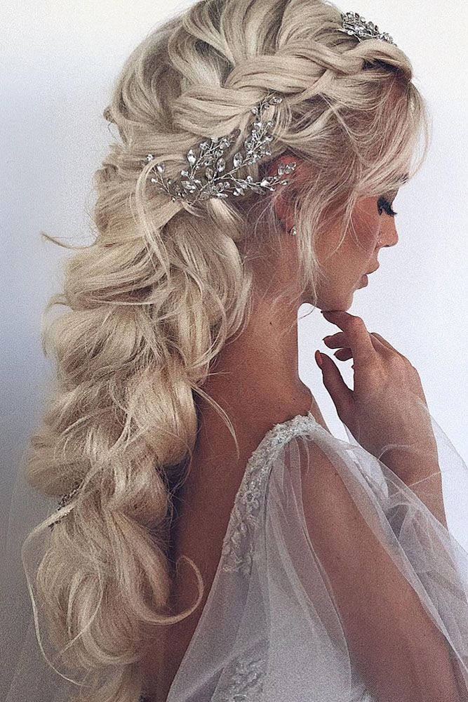 36 Marriage ceremony Hairstyles For Lengthy Hair From Ulyana Aster