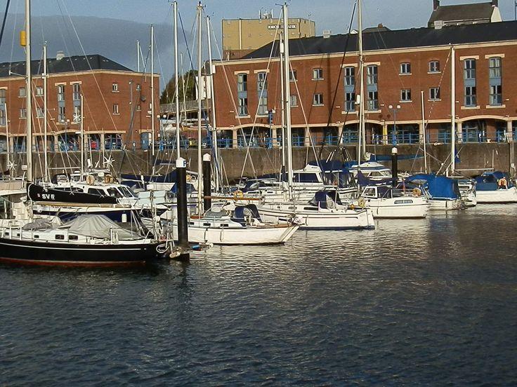 Marina, Milford Haven.