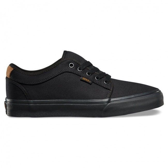 Chukka Low Aloha Black Twill shoes for men by Vans.