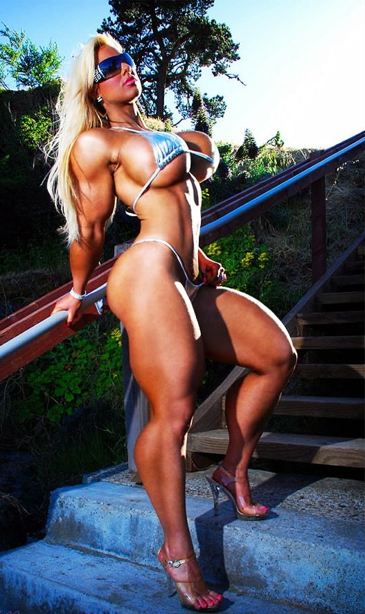 extremely fit porn