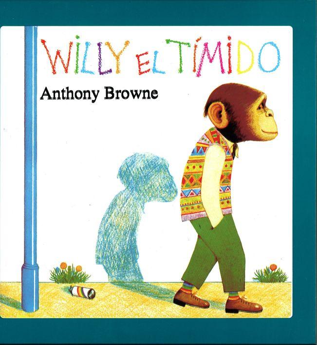 Willy el tímido, de Anthony Browne