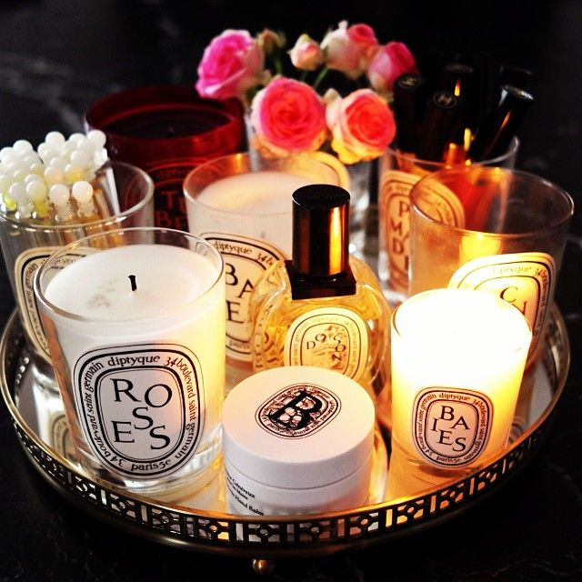 Diptyque little heaven - im pretty particular about scented candles but diptyque do a good candle