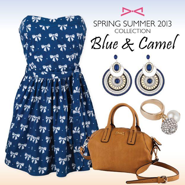 BLUE & CAMEL