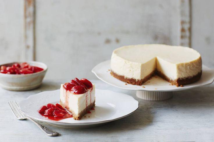 Rezept für Cheesecake im New-York-Style
