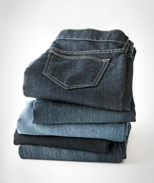 The Best Jeans for Your Shape   Expert picks the most flattering fits and styles for casual, dressy, and office wear.
