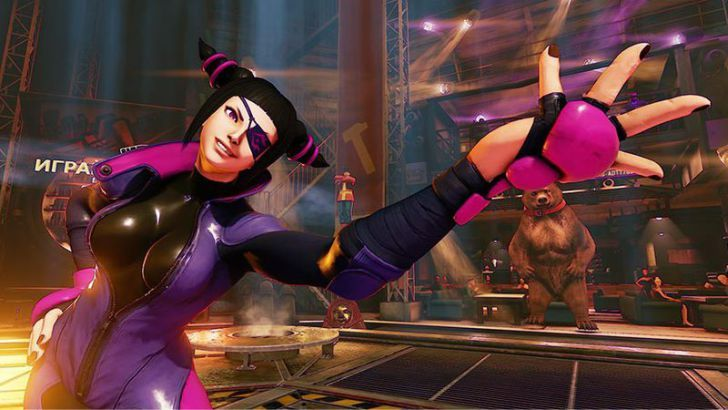 Capcom submission error leaves Juri unavailable from PlayStation Store