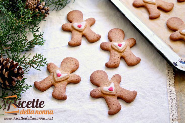 Gli omini di pandizenzero sono dei biscotti tipici delle tradizione anglosassone, che si preparano in particolar modo sotto il periodo natalizio per esseresolitamente appesi all'albero di Natale. In inglese vengono chiamati gingerbread cookies e possono avere le forme più svariate: stelle, casette, campane e più in generale soggetti natalizi, ma la forma che più li […]