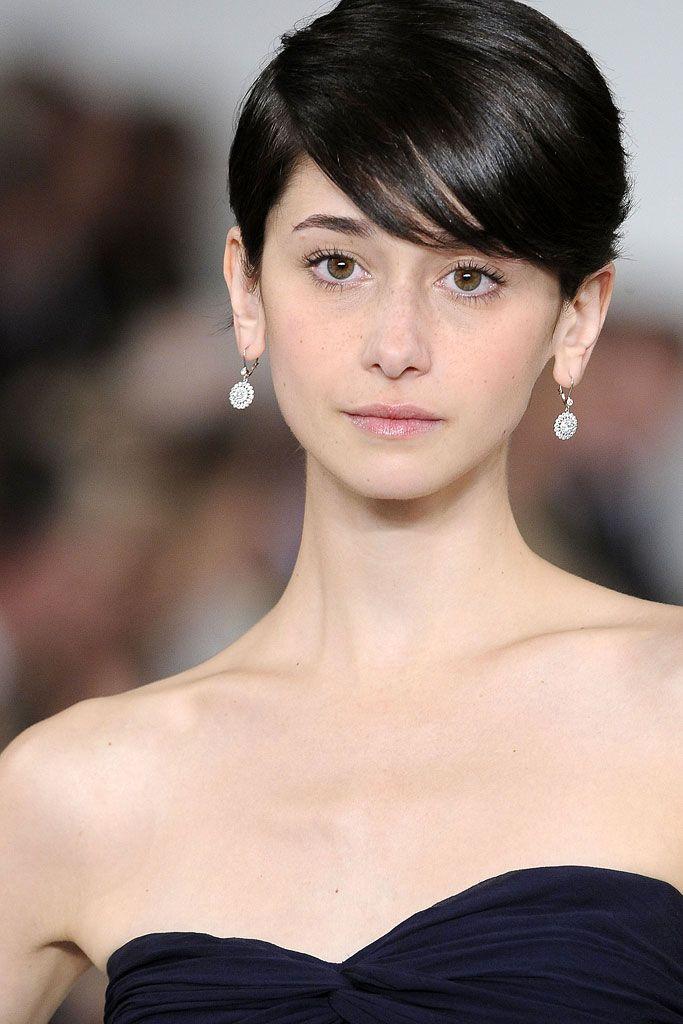 Cecilia Méndez Short Hair