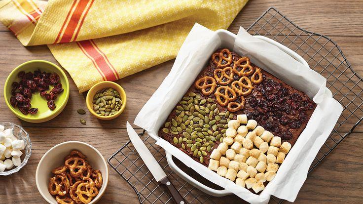 Pumpkin Spice Fudge Brownies - Sobeys