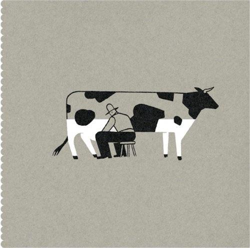 Viendo la vaca medio llena :)