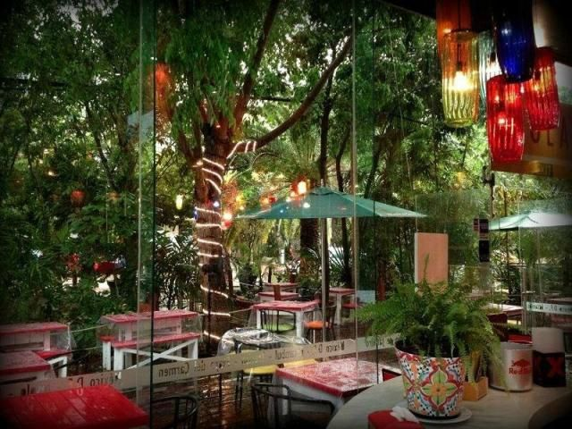 The 5 Most Beautiful Restaurants in Playa del Carmen: La Piola