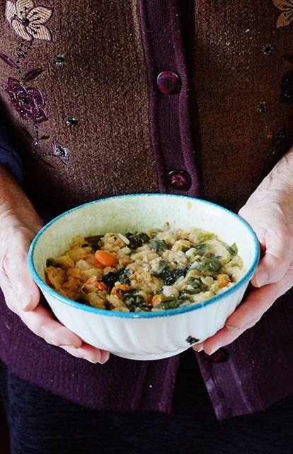 La zuppa di pane e la ribollita delle crete senesi