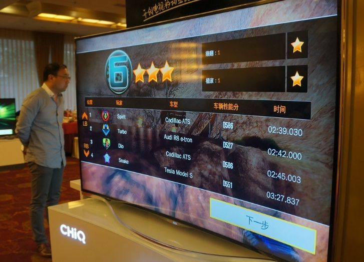 Changhong second generation CHiQ TV, marching toward internet+smart