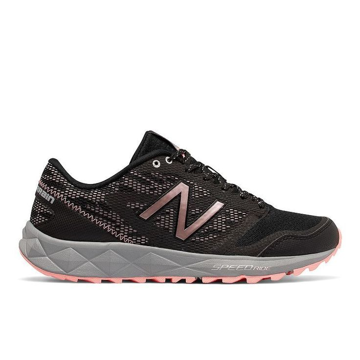 New Balance 590 Speed Women's Trail Running Shoes, Size: