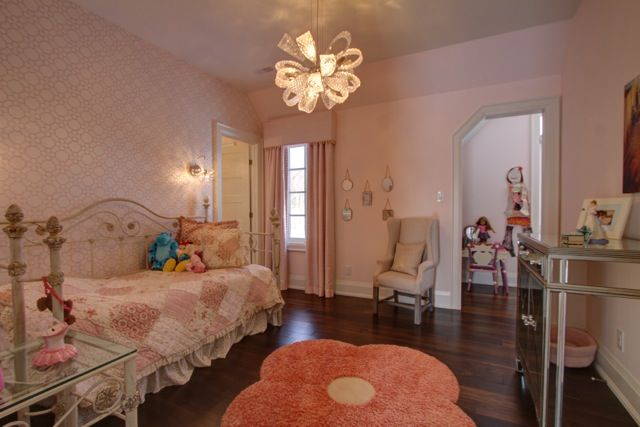 Bedrooms are large with hardwood floors, natural lighting and ensuite bathrooms