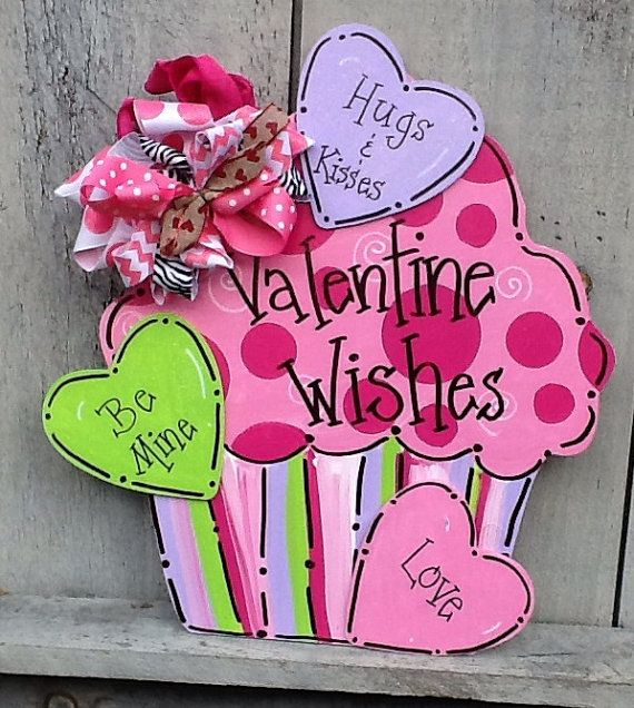 Hey, I found this really awesome Etsy listing at https://www.etsy.com/listing/262266583/valentines-door-hanger-valentines-sign