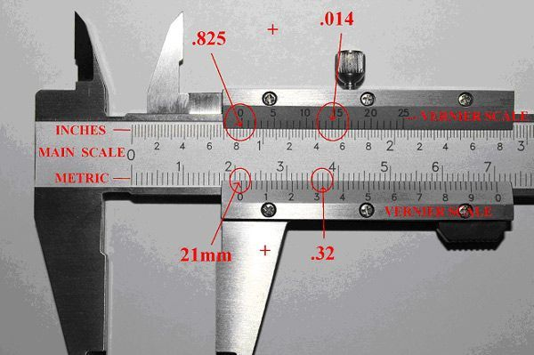 How To Use Use A Vernier Caliper Engineering Tools Vernier Engineering