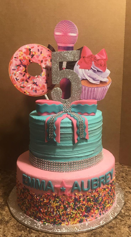 JoJo Birthday Cake Jojo siwa birthday cake, Birthday